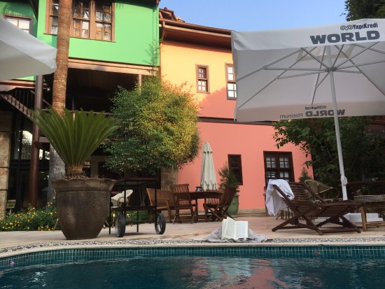 Kaucuk Hotel: Einfach relaxen