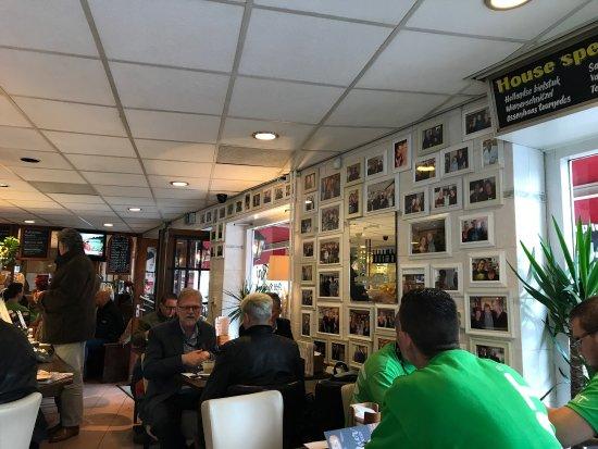 Broodjeszaak de nieuwe rai amsterdam restaurant reviews for Nieuwe restaurants amsterdam