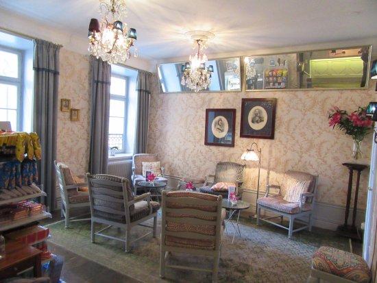 Scandic Gamla Stan: Reception area