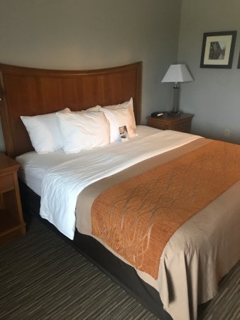 Friendly staff, clean rooms
