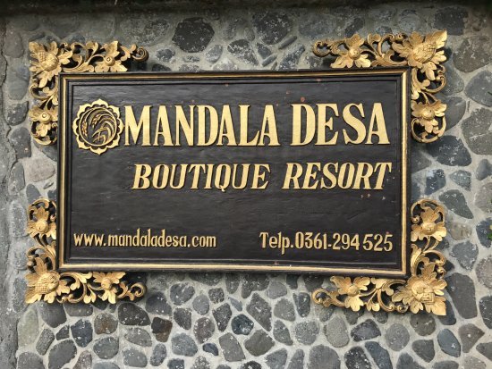 Zdjęcie Mandala Desa