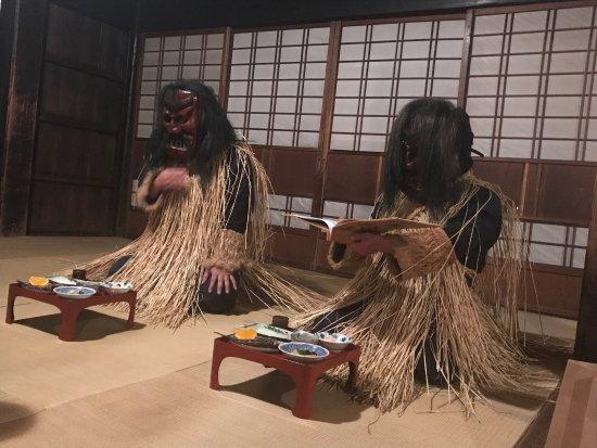 大晦日の風景 - Picture of Ogashinzan Traditional Museum, Oga - TripAdvisor