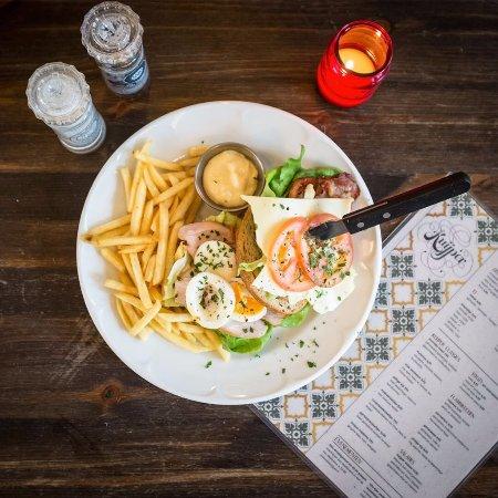 Cafe Kuijper: Club Sandwich