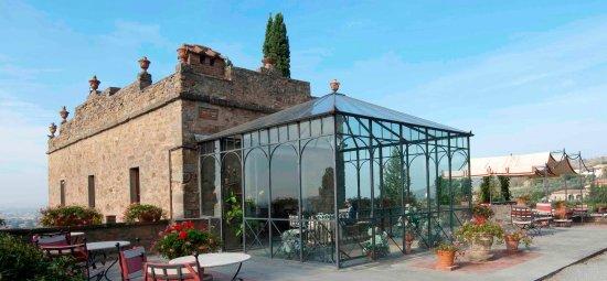 Restaurant Il Falconiere: La vecchia limonaia