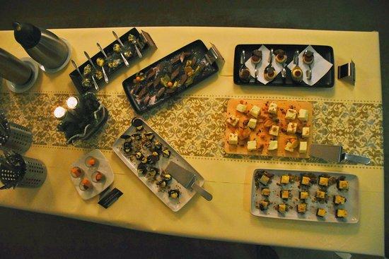 Viborg, Dinamarca: Dessert-buffet (december 2016)