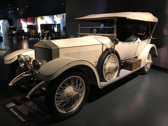 Museo Nazionale dell'Automobile : Il Proibizionismo....