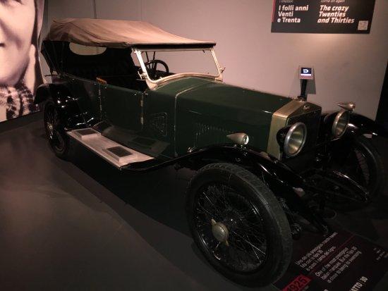 Museo Nazionale dell'Automobile : Il Proibizionismo