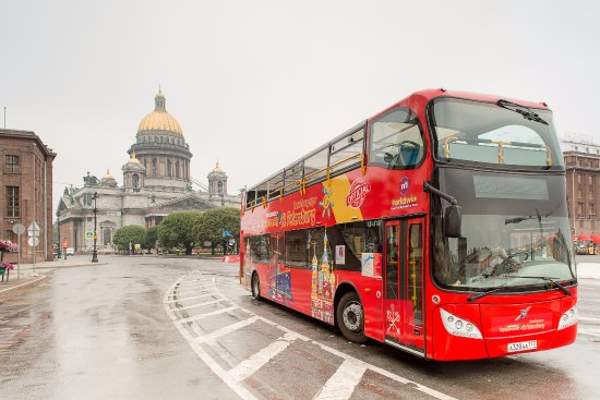 City Sightseeing St.Petersburg