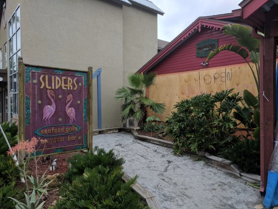 Neptune Beach, FL: Prepared for Irma, but still open for business