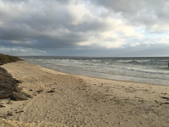 Carrum beach melbourne