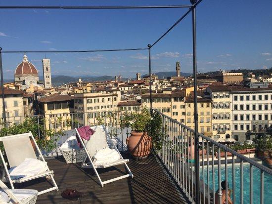 Grand Hotel Minerva Florenz