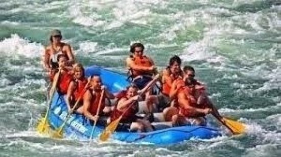 Lakshman Jhula: River Rafting From Shivpuri