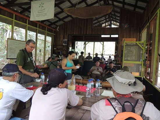 Horquetas, Costa Rica: Sharing passion and meals