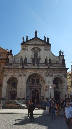 Kostel Nejsvětějšího Salvátora Fotografie