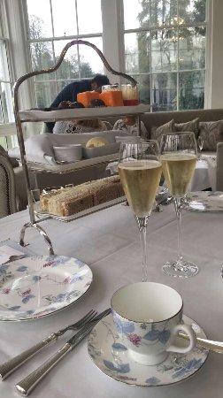 Ascot, UK: Afternoon tea