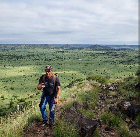 Black Mesa Summit Trail