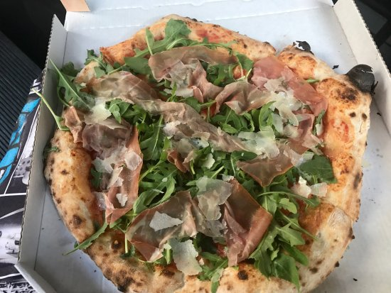 Nagyon finom pizza!