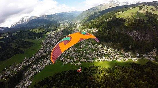 Aero-Bi: vallée de morzine