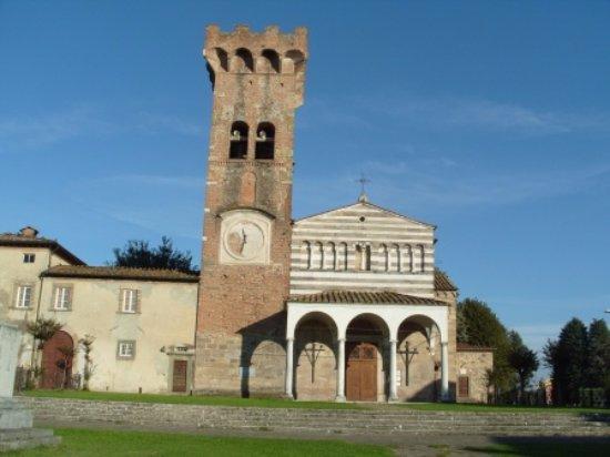 Capannori, Italia: Facciata
