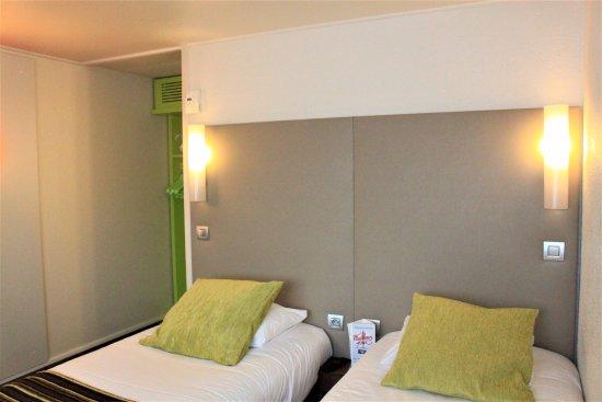 Chambre Twin Picture Of Hotel Campanile Reims Sud Bezannes Reims