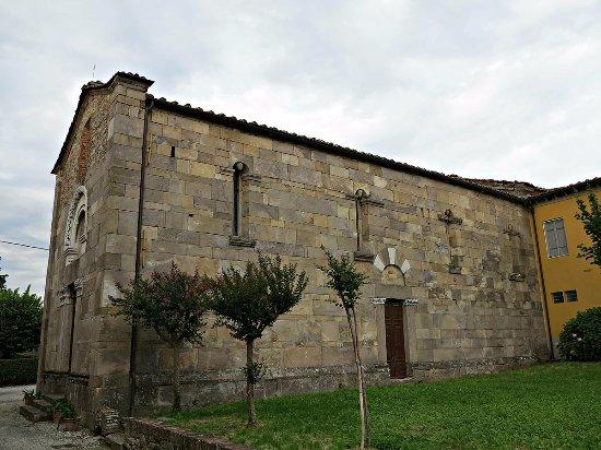 Chiesa di San Leonardo in Treponzio