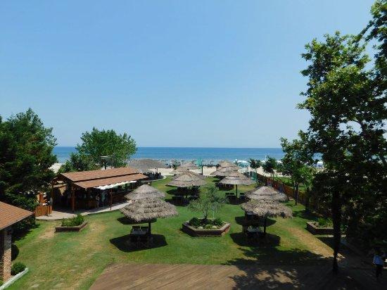 Korinos, กรีซ: Γυαλός Εστιατόριο