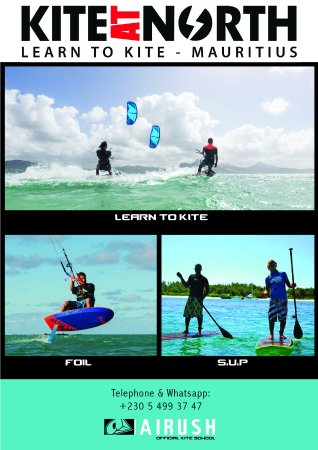Kite@North Mauritius: Kite@North: Kite, Foil & SUP