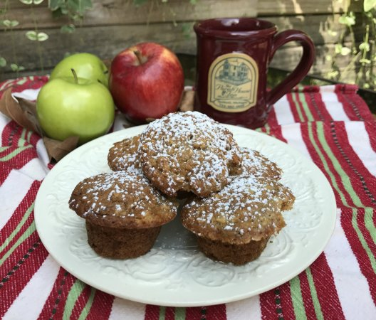 Parish House Inn: Apple and Spice Muffins