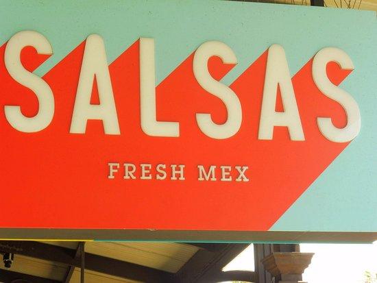 Glenelg, Australia: The Restaurant's Signboard Outside