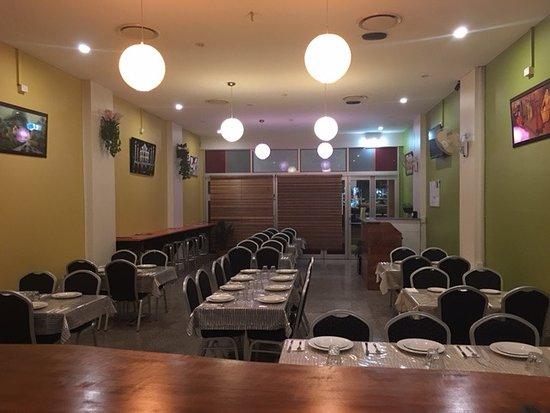 Lismore, Australia: interior