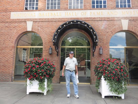 Cooperstown, NY: National Baseball Hall of Fame and Museum