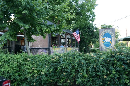 The Dodging Duck Brewhaus in Boerne, Texas