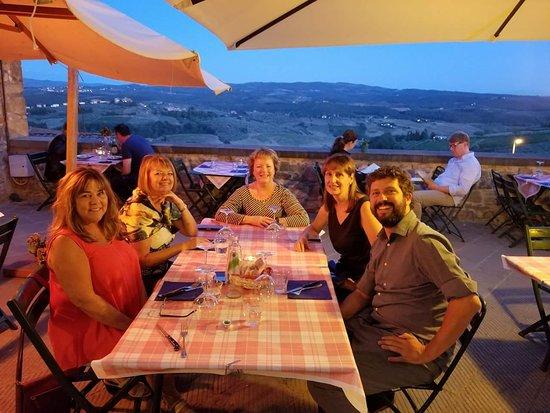 Montieri, Italia: Rolling Hills Tours