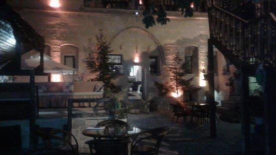 Cappadocia Abras Cave Hotel: Magique!