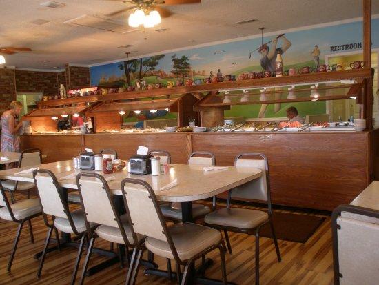 Sunny Side Up Diner: Buffet