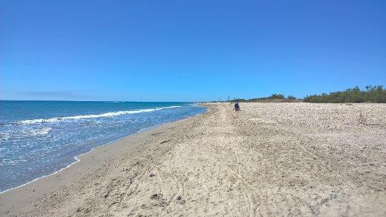 Plage des Aresquiers : spiaggia