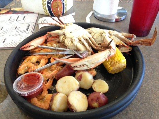 Seafood Pot Destrehan Menu Prices Restaurant Reviews