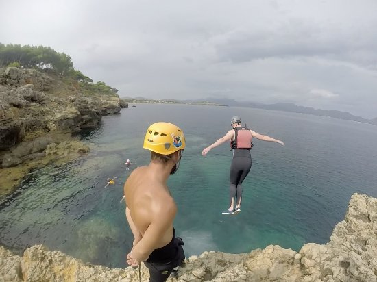 Experience Mallorca : Starting small (about 3m)