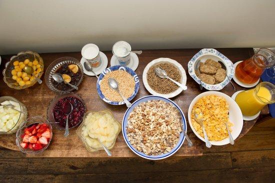 Old Manse Hotel: Food