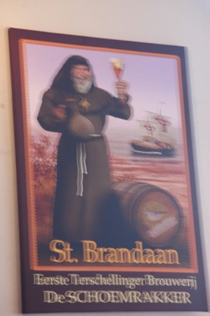 West-Terschelling, เนเธอร์แลนด์: St. Brandaan