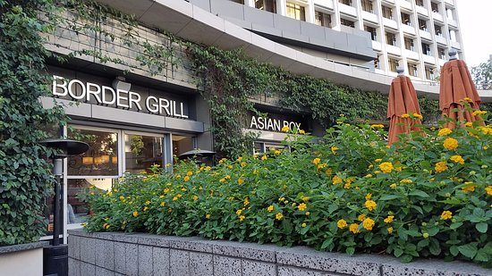 Border Grill Downtown LA : An oasis in downtown L.A.