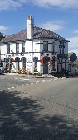 Sulby, UK: The Ginger Hall Hotel