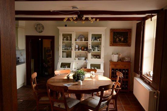 Schipluiden, Belanda: sala colazione