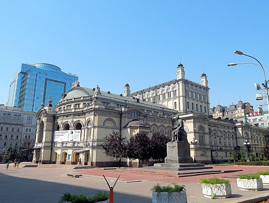 National Opera House of Ukraine: Opera House of Ukraine
