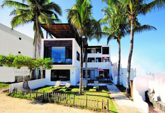 Casita de la playa desde s 489 puerto villamil ecuador opiniones y comentarios pensi n - Casitas de playa ...