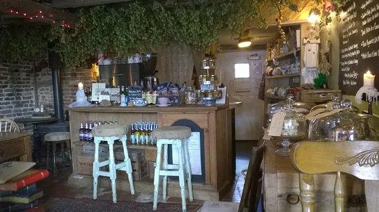 Biddenden, UK: Inside the Bakehouse