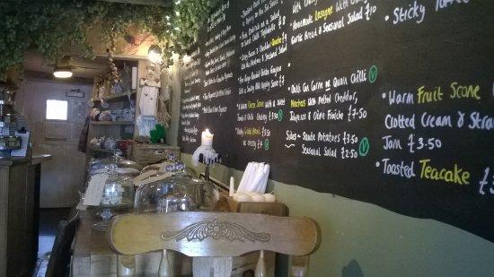 Biddenden, UK: Extensive Bakehouse Menu