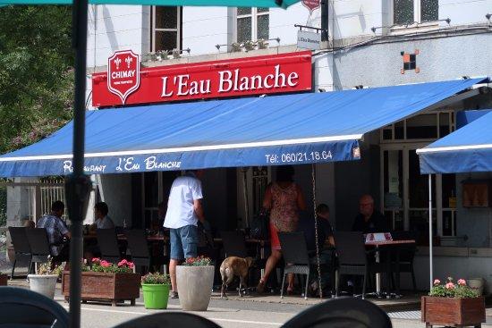 Lompret, Belgium: facade