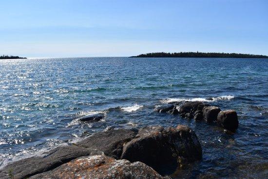 Isle Royale National Park, MI: Lake Superior