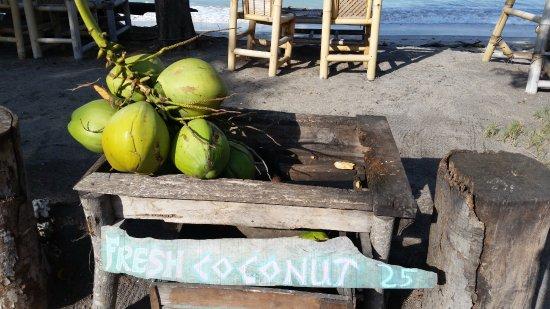 Gili Air, Indonésia: gott